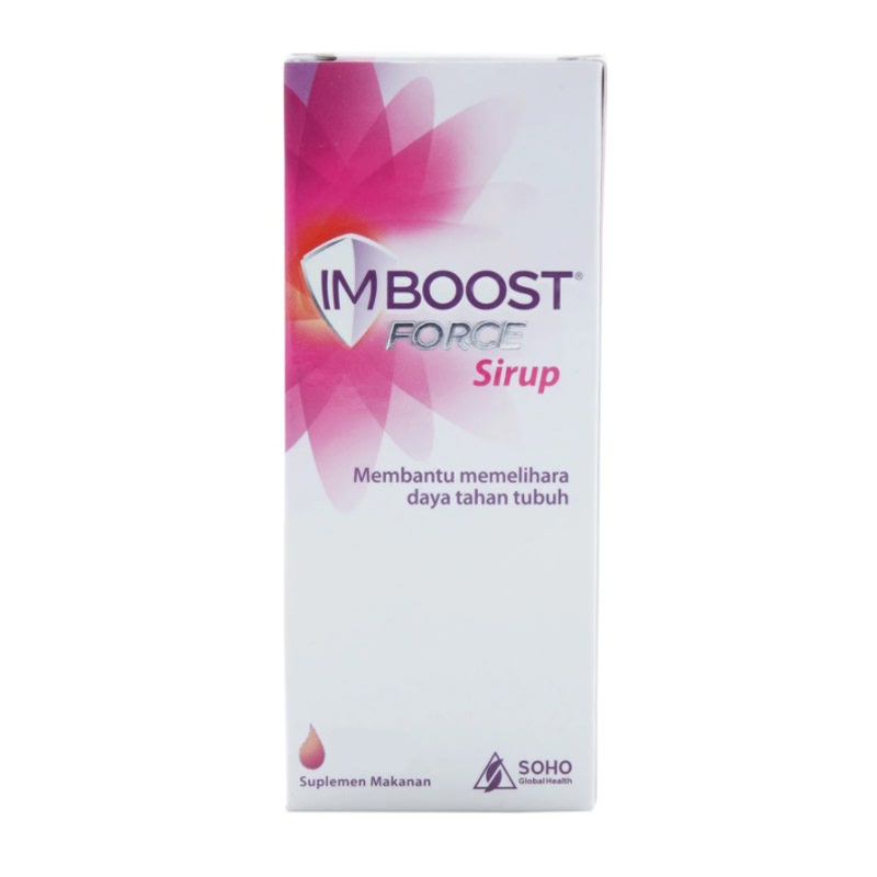 Imboost Syrup 120ml