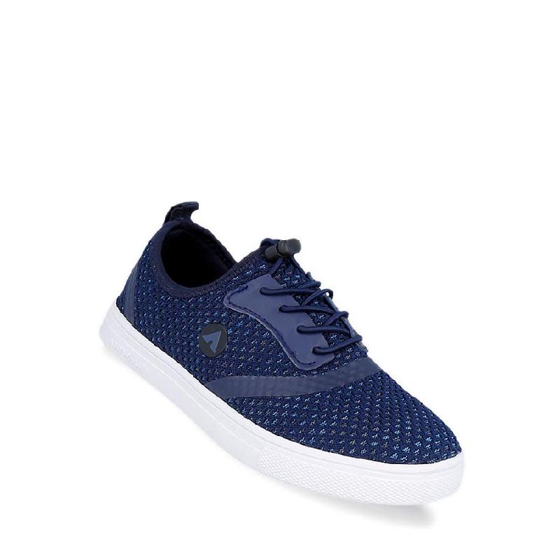 Airwalk Louis Jr Boys Sneakers Shoes Navy