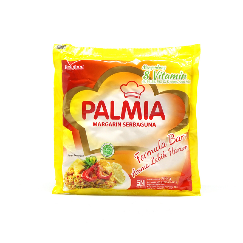 Palmia Margarine 200G