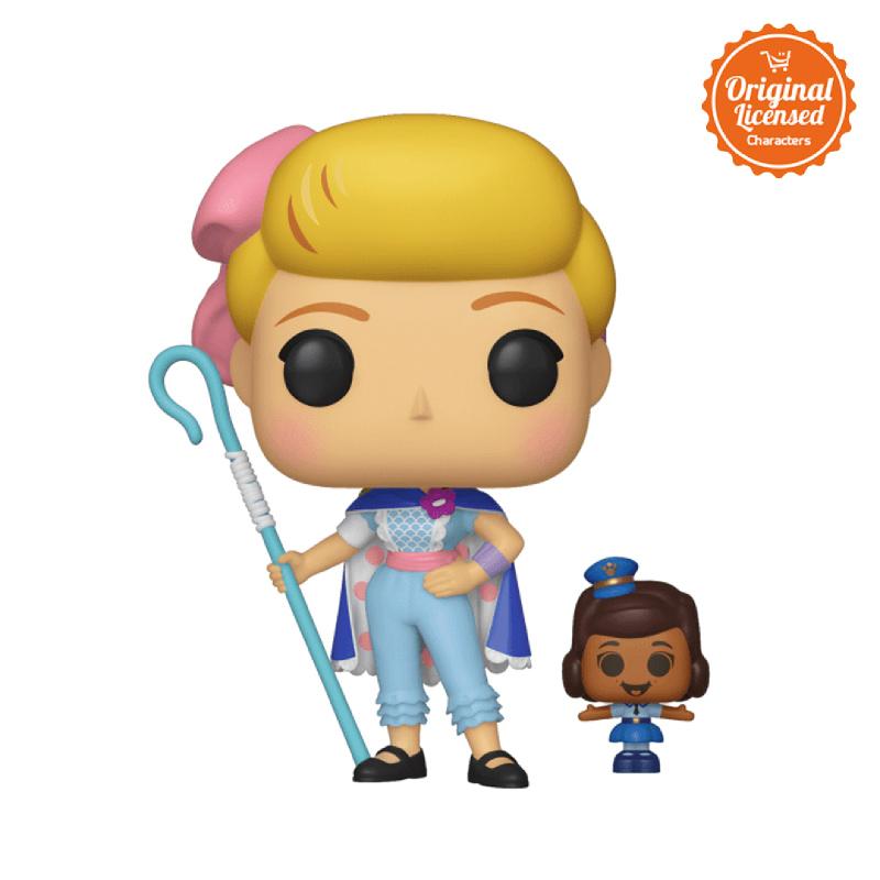 Funko Pop Disney Toy Story 4 Bo Peep & Officer