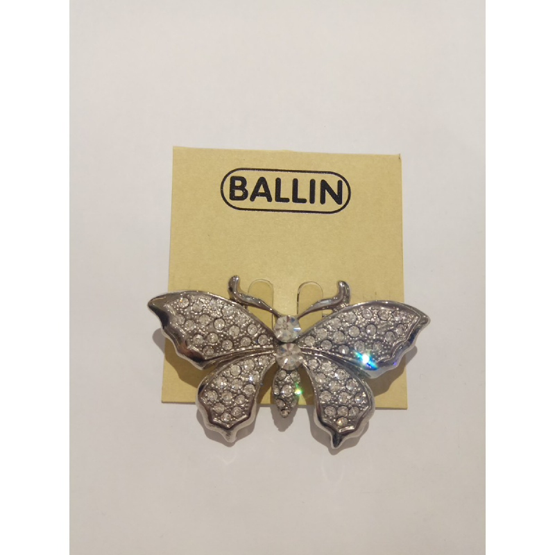 Ballin Women Brooch NM-BR050188S Silver
