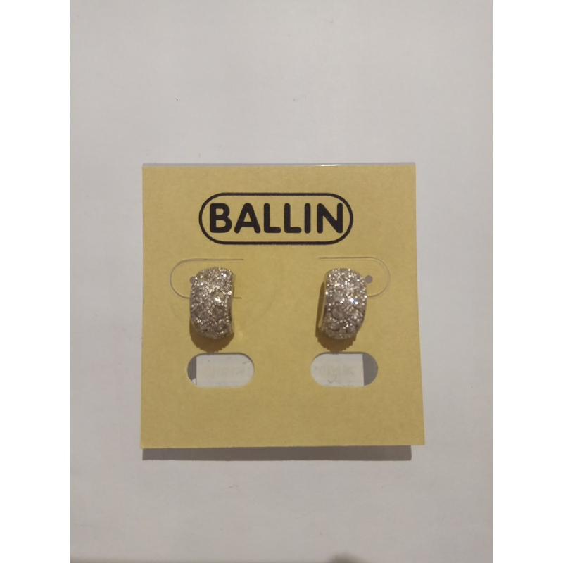 Ballin Women Earing GD-E3466-2S Silver