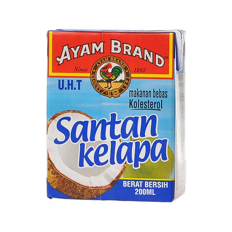 Ayam Brand Coconut 200ml
