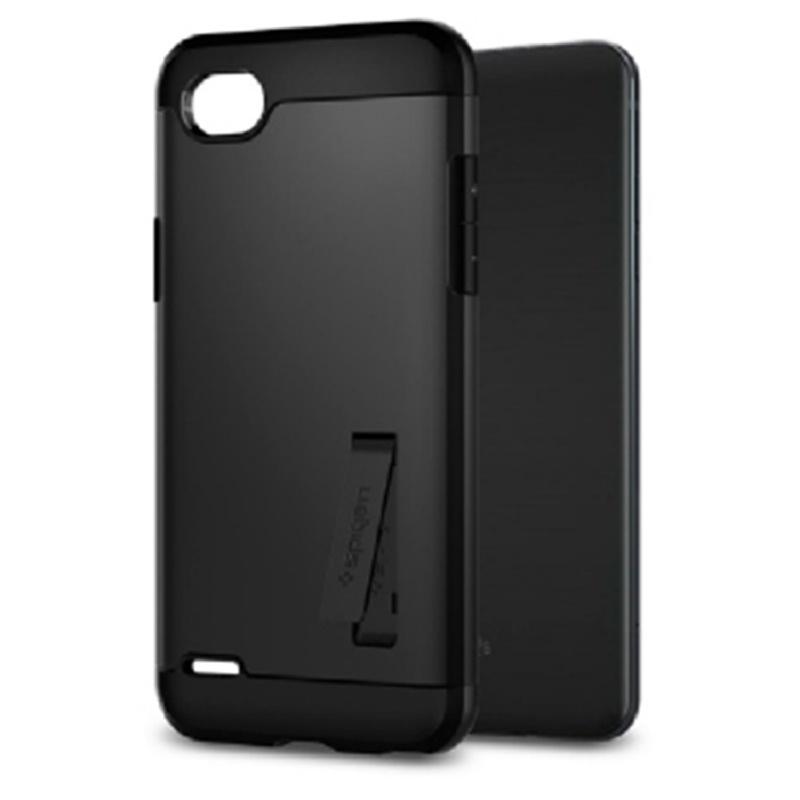 Spigen LG Q6 Case Slim Amor - Black