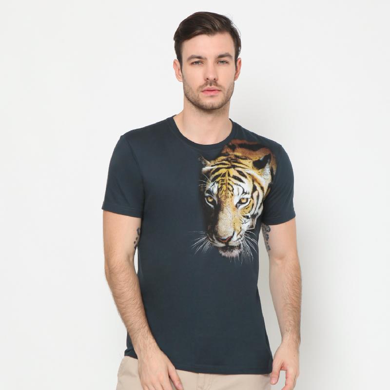 RBJ Tshirt Pria 259870031 Abu Tua