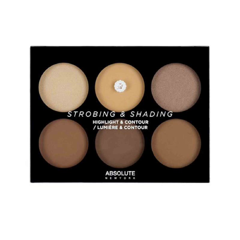 Absolute New York Strobing & Shading Tan to Deep