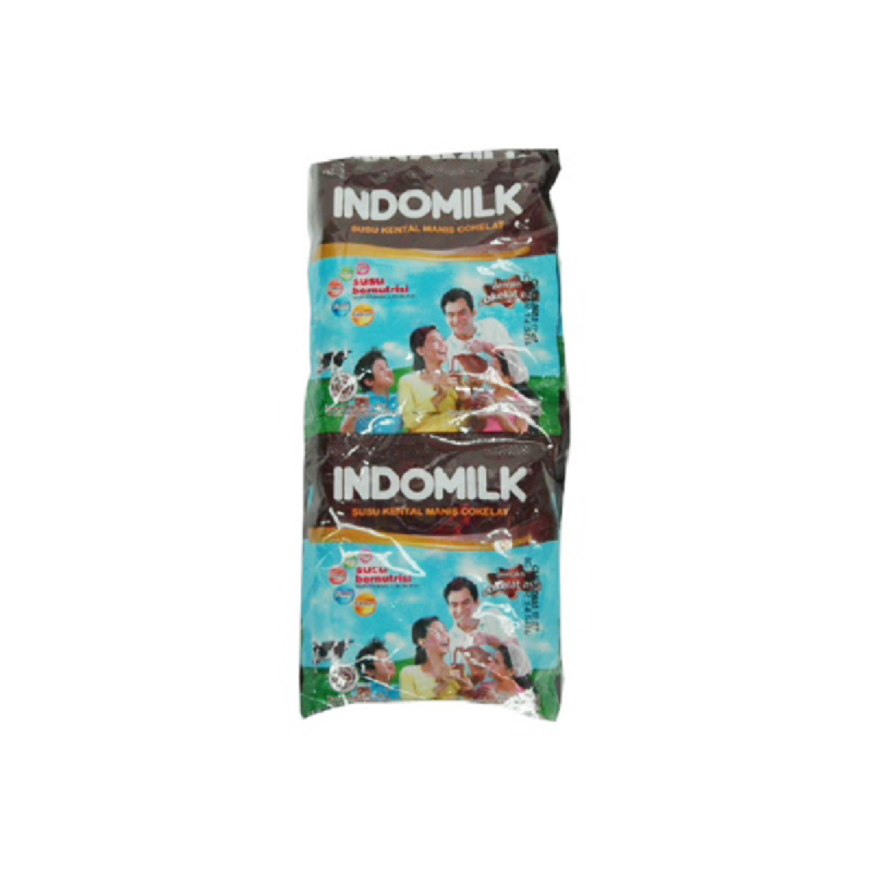 Indomilk Skm Sachet-Choco 6 X 40 Gr