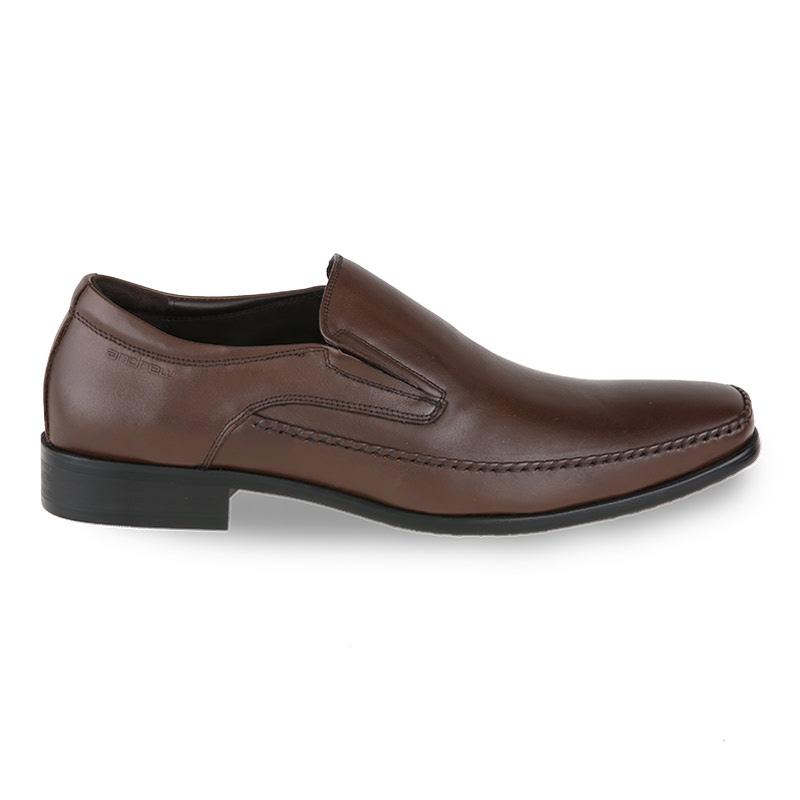 Andrew Hopper Formal Shoes Pria Coklat