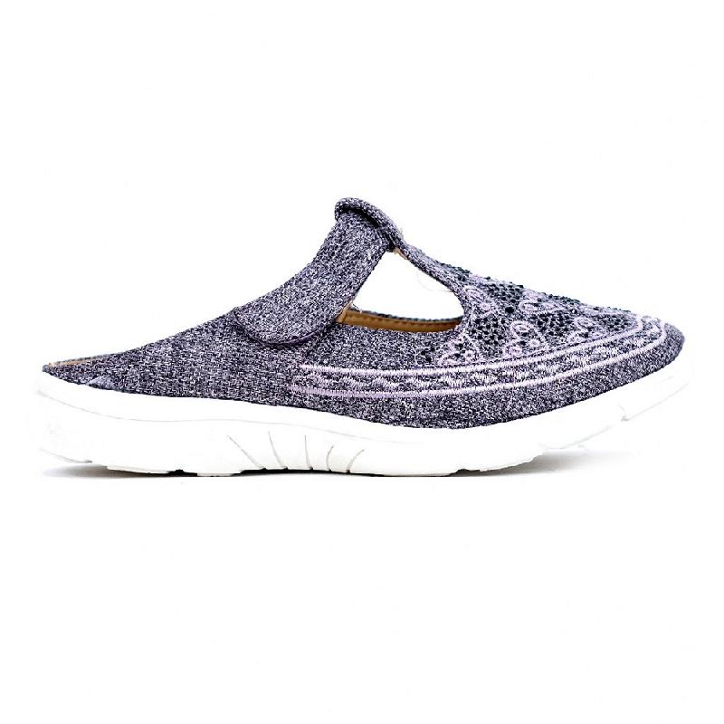 Austin Sandals Rizzo Purple