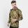 Batik Muda Kmj Sutra Pekalongan Shirt Green