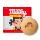 Holika Holika Peko Melty Jelly Blusher 03 Melting Strawberry + Peko Bun Puff