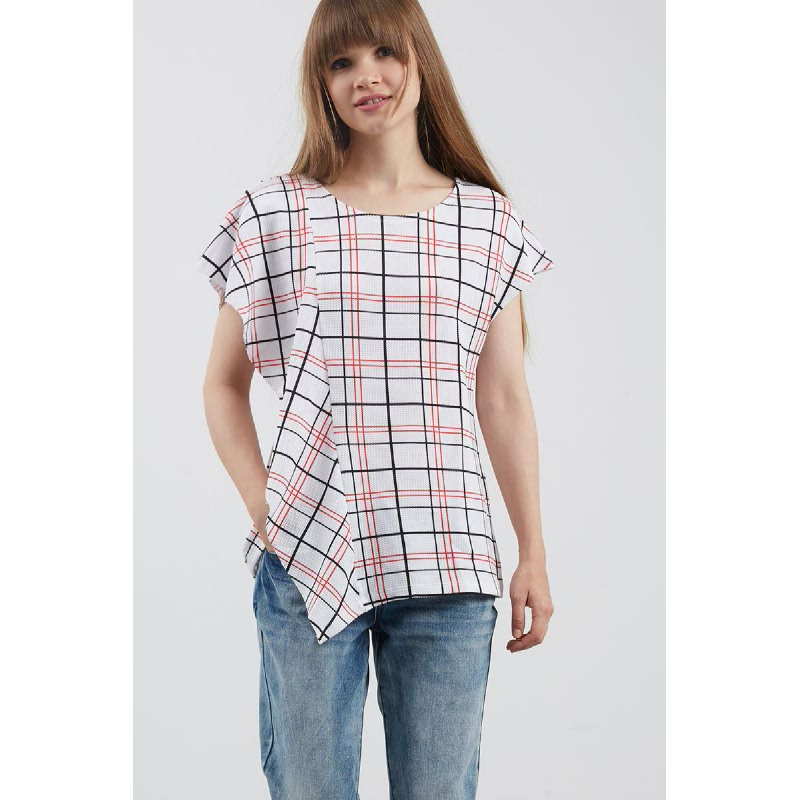 Denise Frill Top