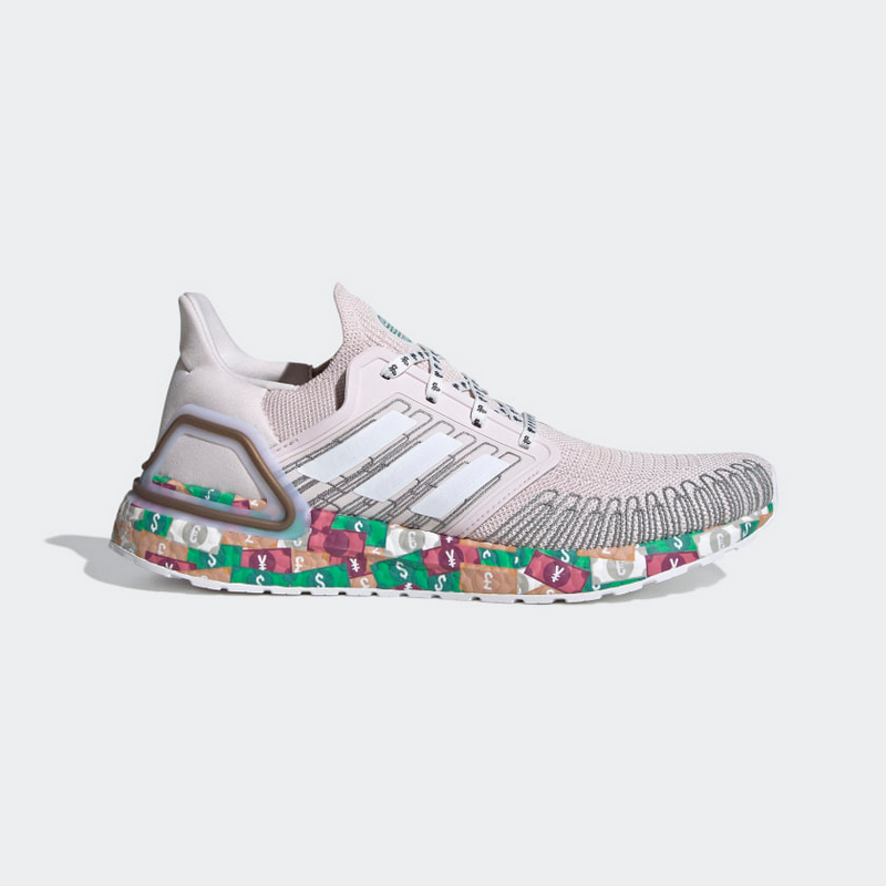 Adidas Ultraboost 20 Gods Pack Orchtin FX8890