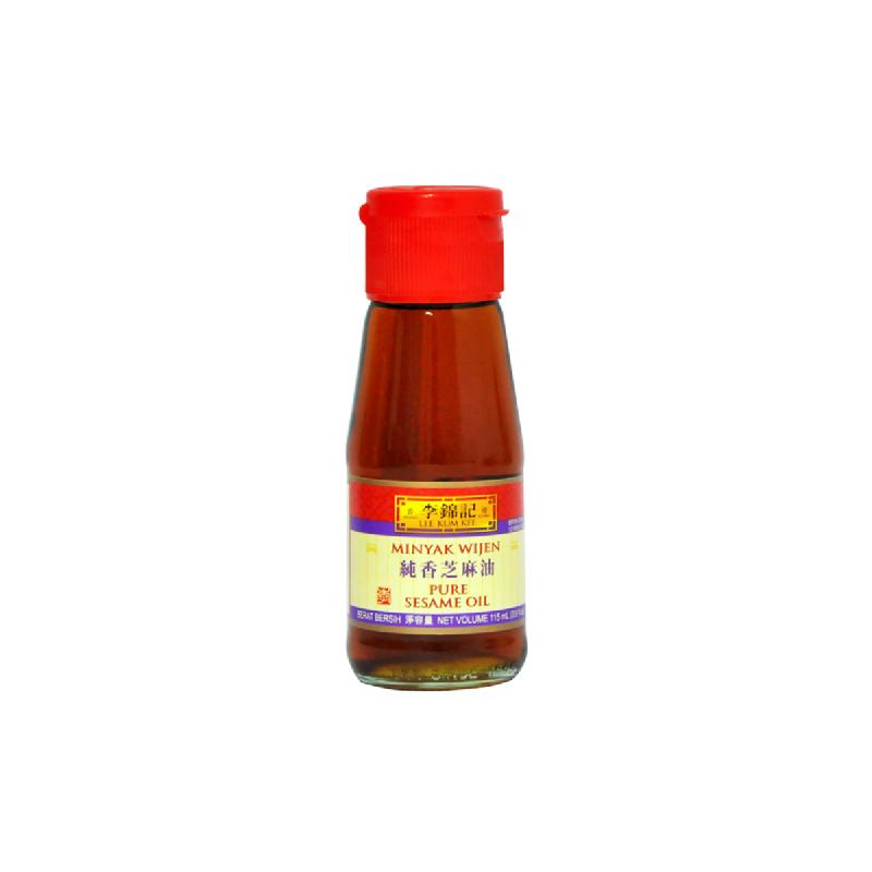 Lee Kum Kee Pure Sesame Oil 115 Ml