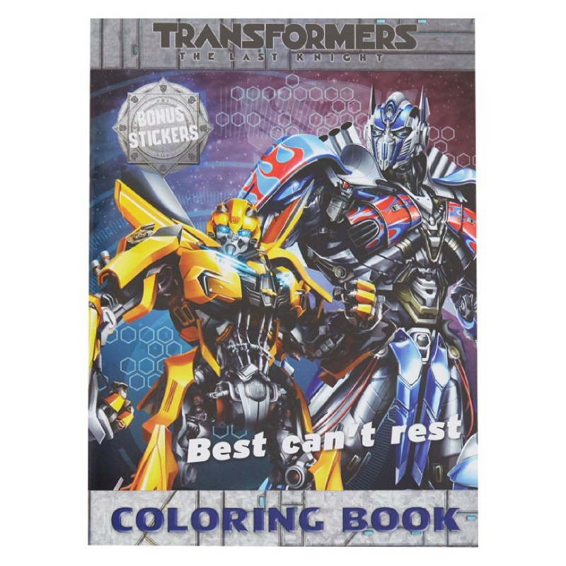 Coloring Book Large (Best Can't Rest)