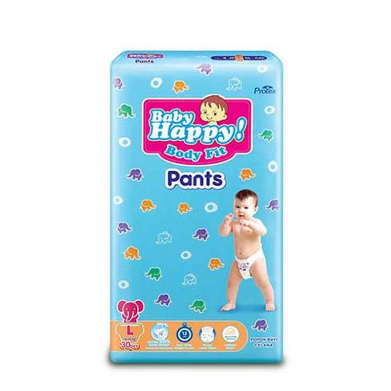 Baby Happy Diaper Pants L 30S