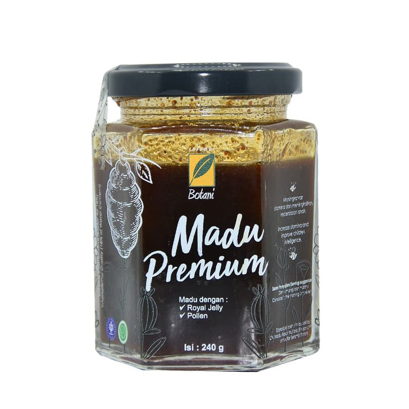 Madu Premium 240 gr