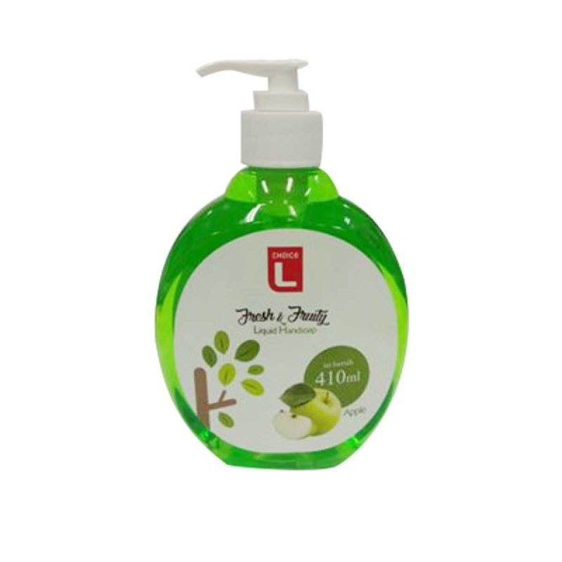 Choice L Hand Soap Apple Pump 410 Ml