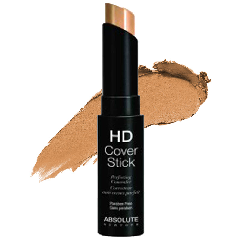 Absolute New York HD Cover Stick Perfecting Concealer Apricot Beige