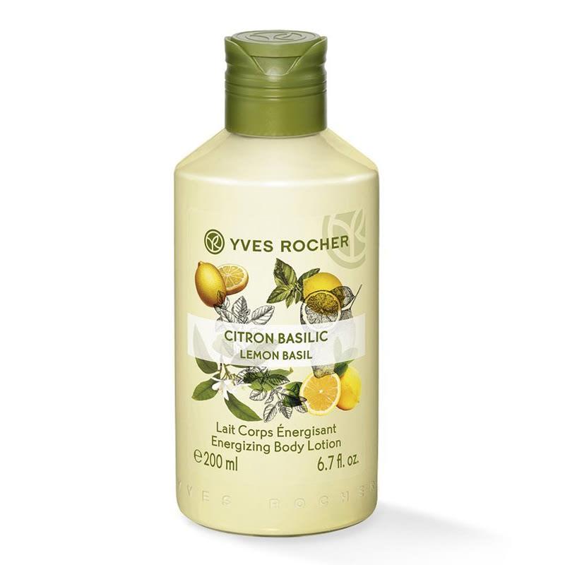 Energizing Body Lotion Lemon Basil - 200 ml