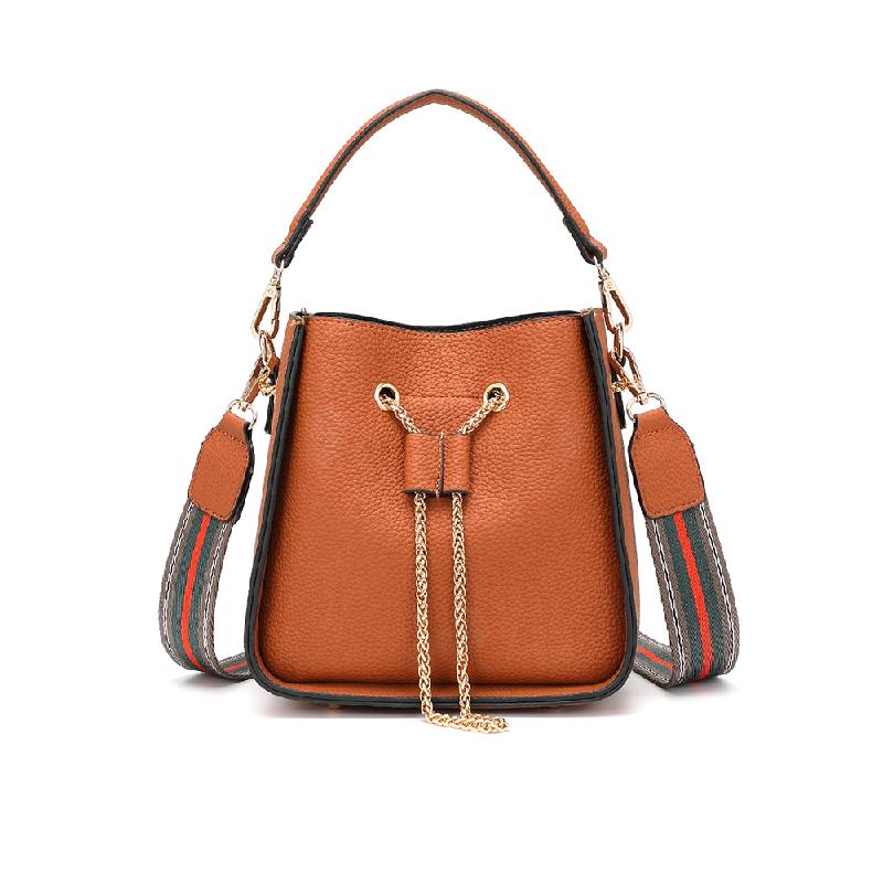 GYKACO Tas Selempang Wanita - Gerber-Brown - Fashion Sling bag (Import)