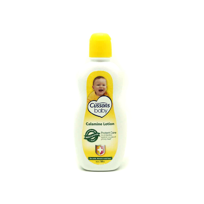 Cussons Baby Lotion Care & Protect 100 Ml