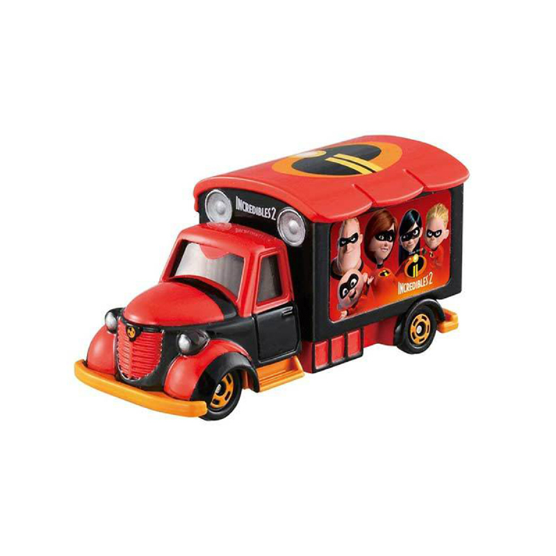 Tomica Disney Motors Goody Carry Incredible Family