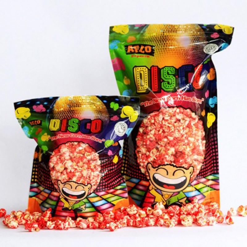 Alfo Popcorn - Aflo Disco Strawberry