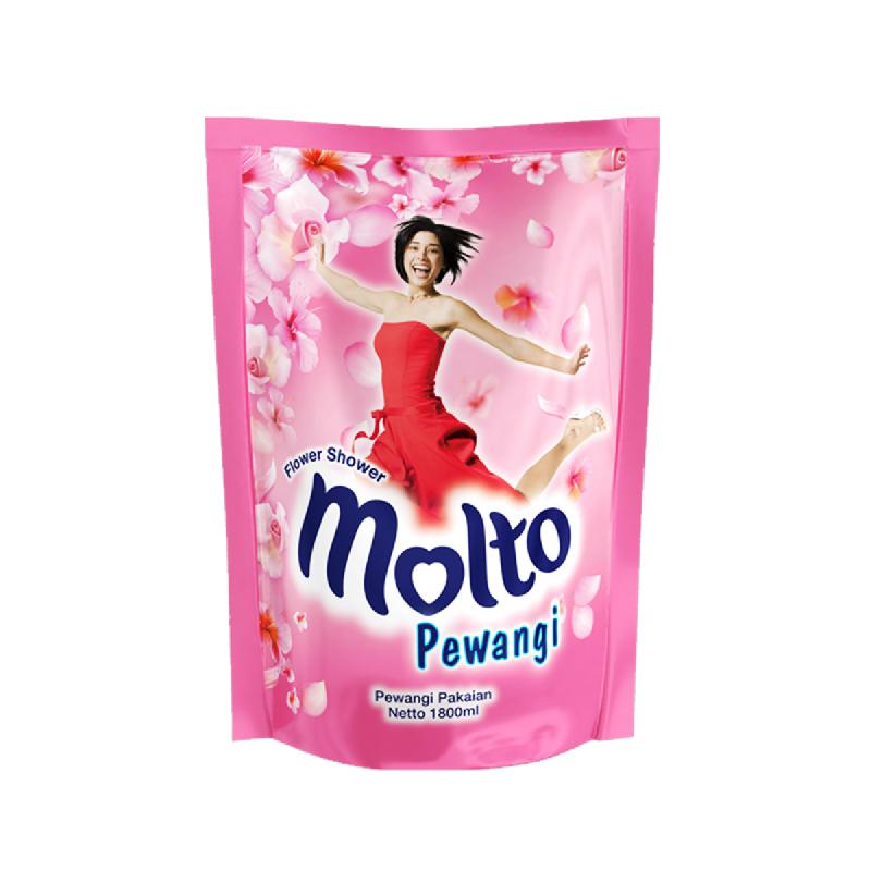 Molto Pewangi Pink 1800Ml