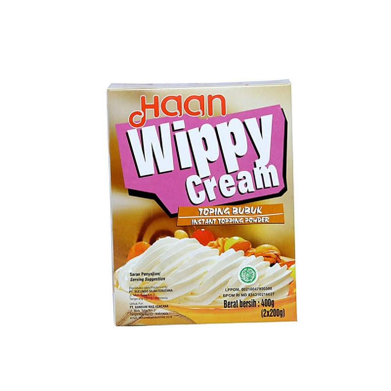 Wippy Instant Powder 400 Gram
