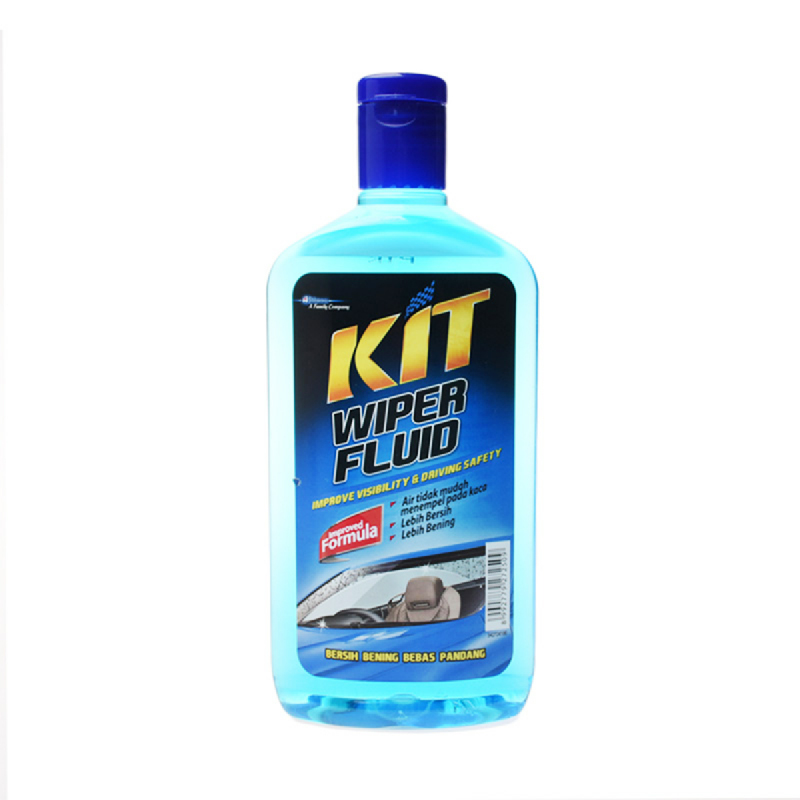 Kit Wiper Fluid Concentrate 500Ml