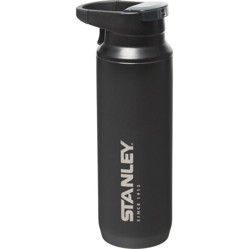 Stanley Switchback Travel Mug 473Ml - Botol Minum Tahan Panas Dan Dingin Black