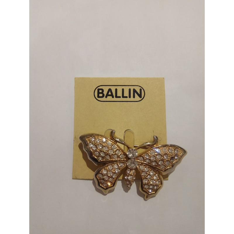 Ballin Women Brooch NM-BR050188G Silver