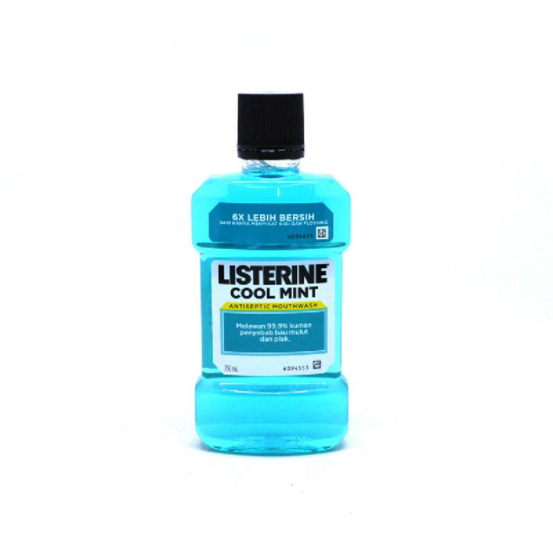 Listerine Coolmint 250 Ml