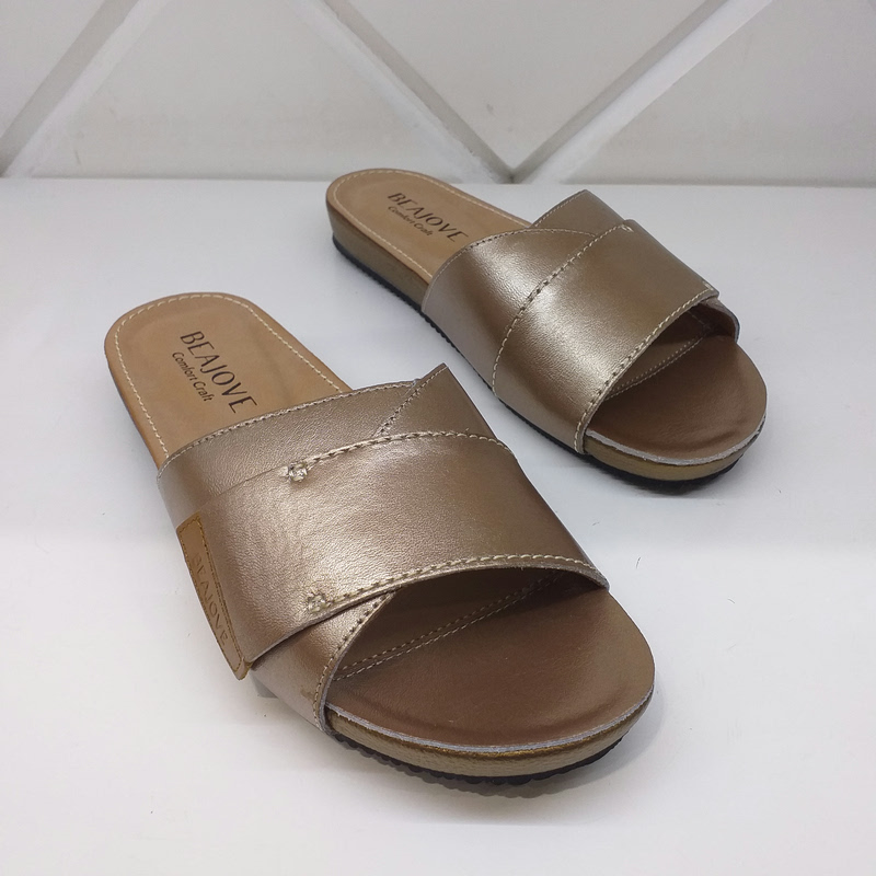 Beajove Women Sandal Agathe Metallic