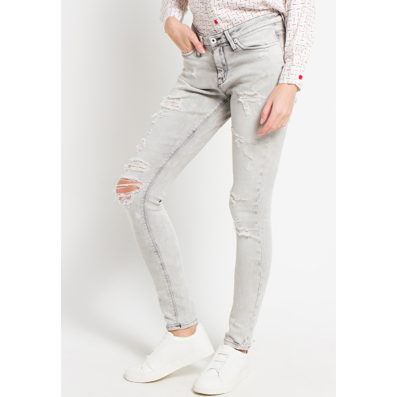 16DS Candy Love 1616 Grey Jeans