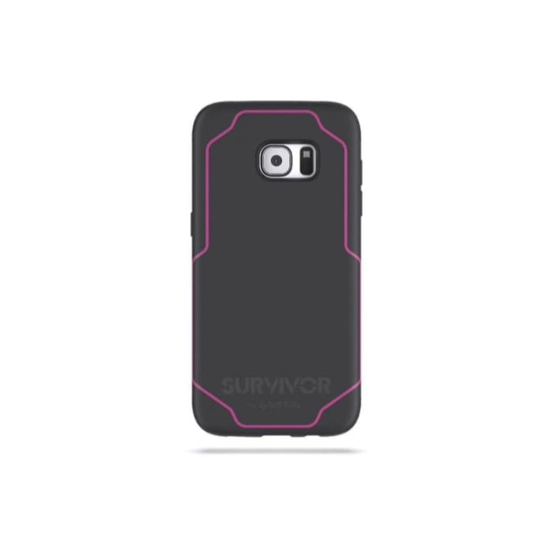 Survivor Journey Mobile for Galaxy S7 in Deep Grey and Fluoro Pink (GB42217)