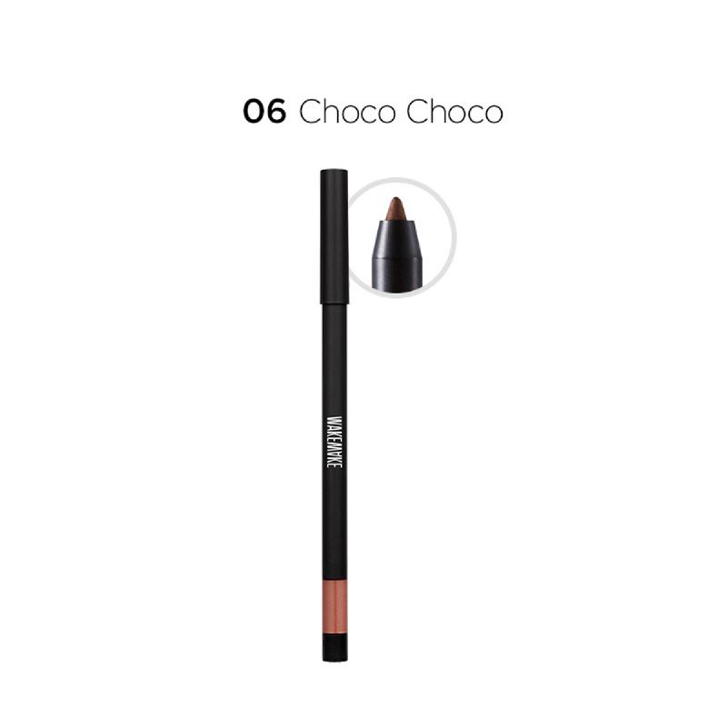Wakemake Color Gelquid Liner - 06 Choco Choco