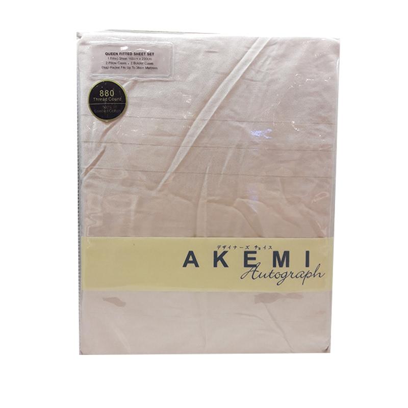 Akemi Autograph Leighton Collection QFS 160x200 ANDRI STRIPES GRAY