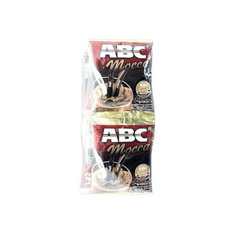 Abc Kopi Mocca Box 10 X 27 Gr
