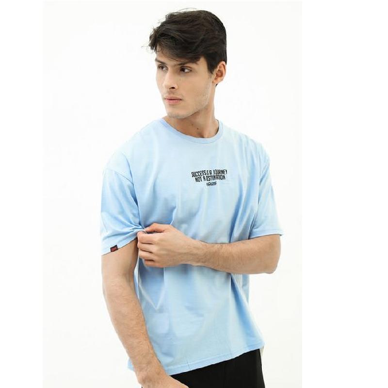 3second Men Tshirt T0904 Light Blue