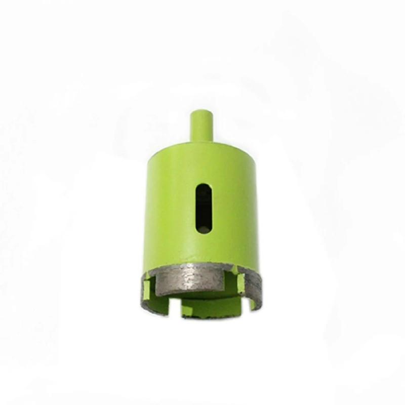 Nankai Perkakas Diamond Core Drill  Pembolong keramik 50mm