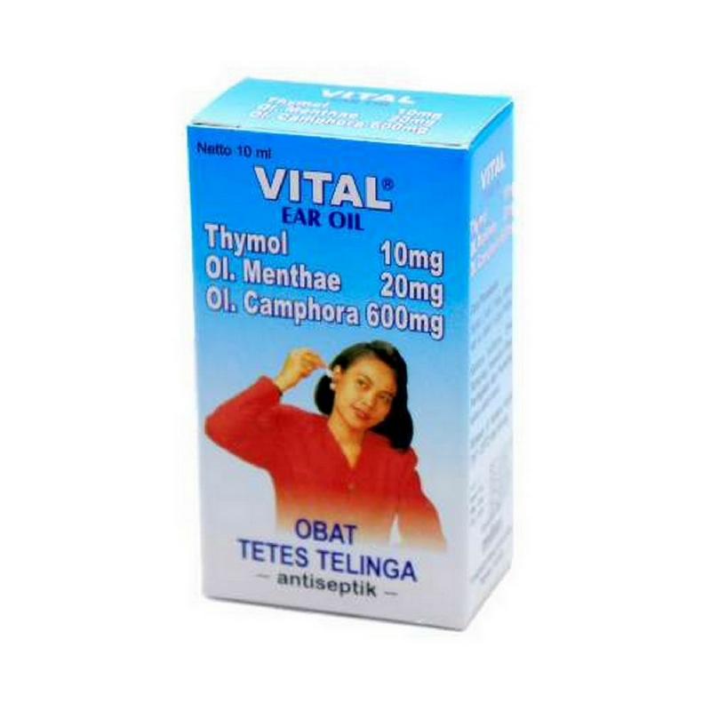 Vital Ear Oil 10 ml