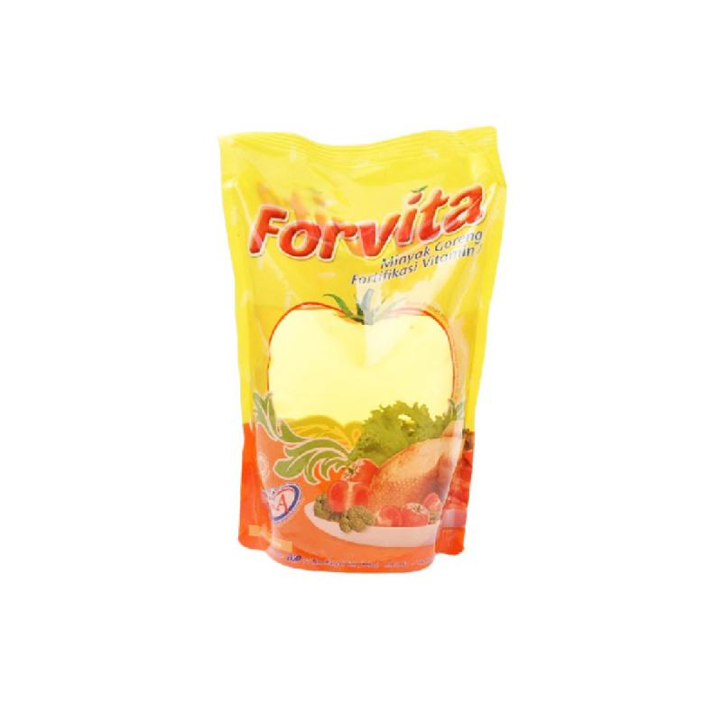 Forvita Minyak Goreng Pouch 1.8Liter