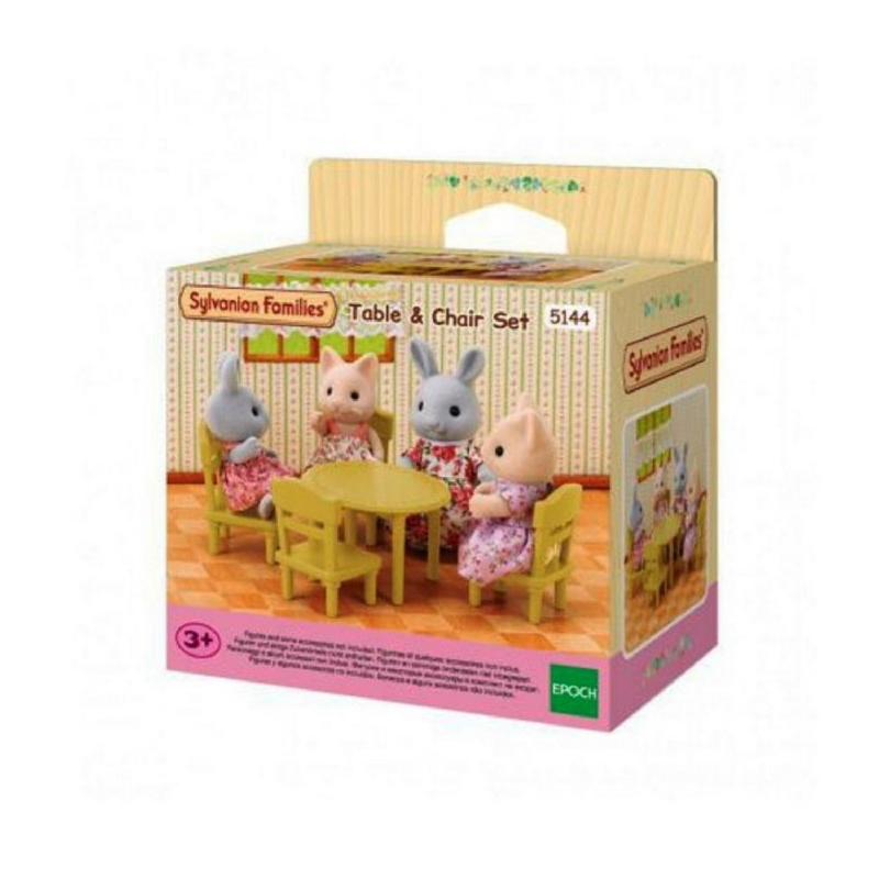 Sylvanian Families Table & Chair Set ESFU51440