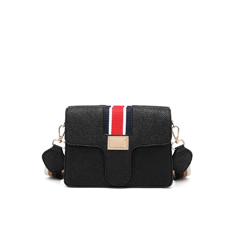 GYKACO Tas Selempang Wanita - Benita Black - Fashion Sling bag (Import)