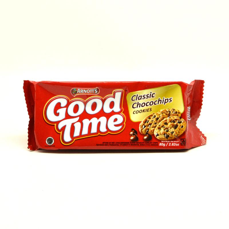 Good Time Precious Chocochips 84G