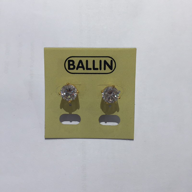 Ballin Women Earing NM-ED50207-BI-G Gold