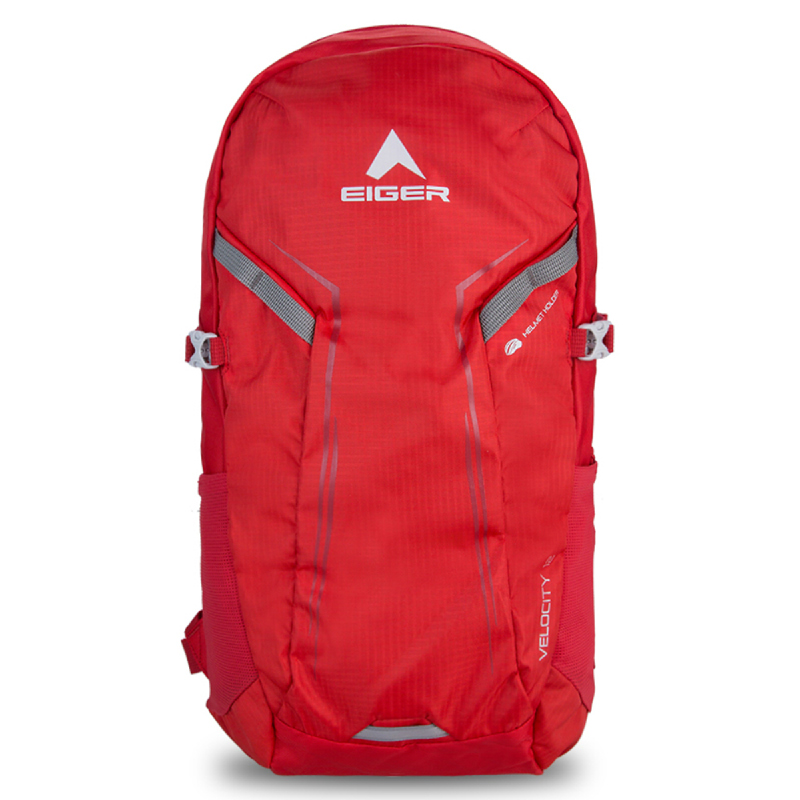 EIGER Velocity Cycling Backpack 12L - Red
