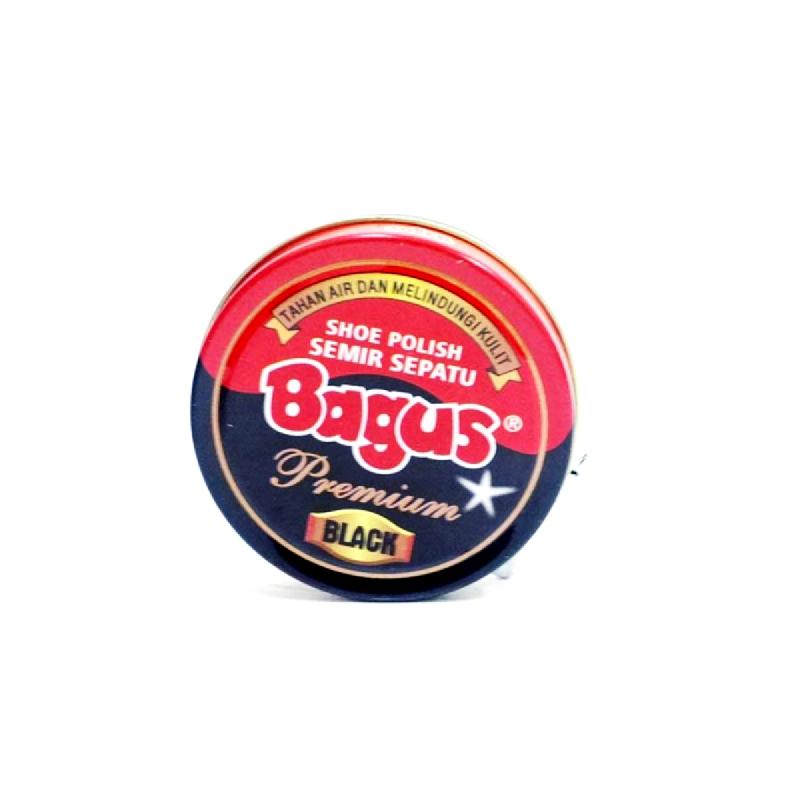 BAGUS SHOE POLISH PREMIUM BLACK 16 GR